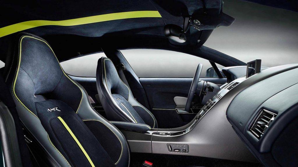 aston martin rapide amr 3 1024x576 - Кампания Aston Martin представила прощальную версию бензинового лифтбека Rapide AMR