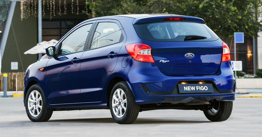 ford figo hatch2 - Новый Ford Figo - версия бюджетная автомобиля от американской автокомпании