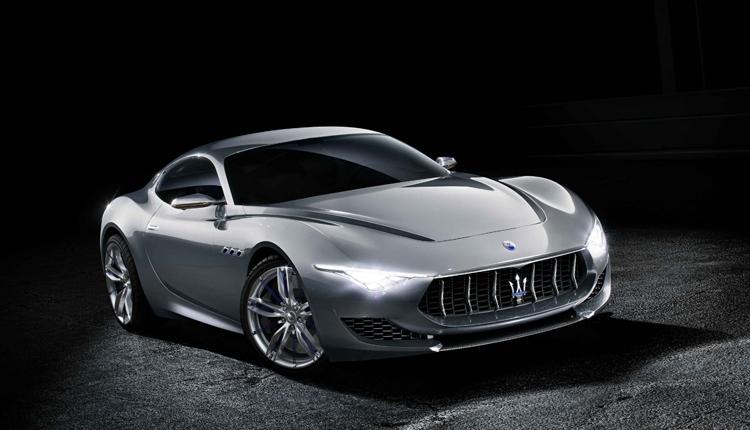 mas1 - Появились первые подробности об электрическом суперкаре Maserati Alfieri