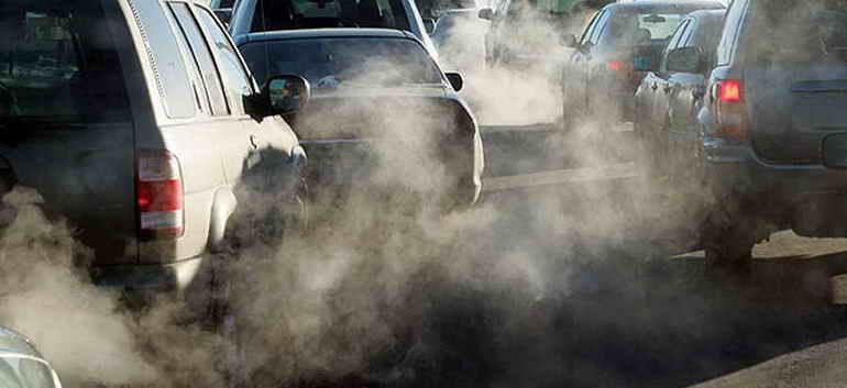 car pollution - В России заработали новые поправки в ПДД
