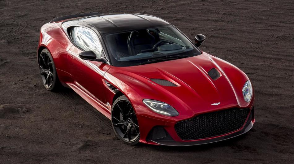 """image 557a96691530370141 950x530 - """"Мы хотели создать очень, очень быстрый автомобиль"""" - глава Aston Martin"""