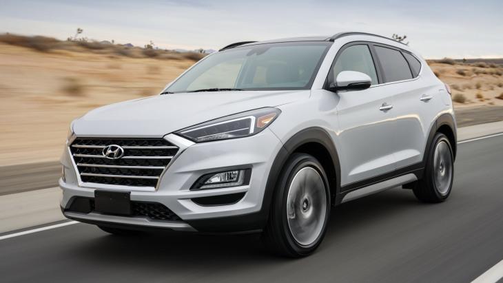picture - Дождались! Обновлённый Hyundai Tucson добрался до России