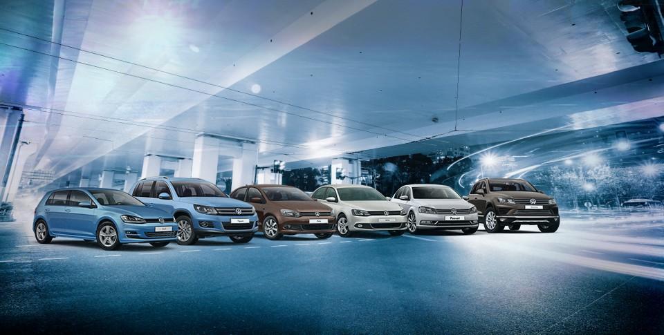 2016Volkswagen - Volkswagen поднял цены на 5 своих моделей в России