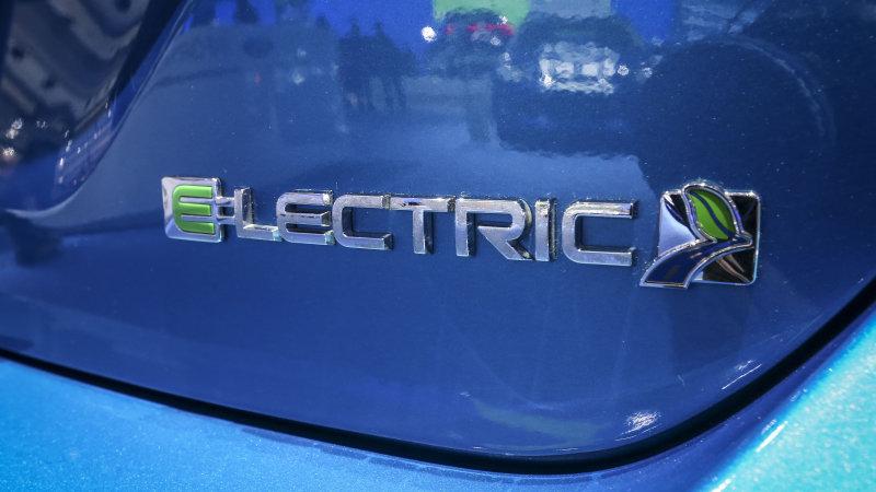 470127677 - Первый электрокроссовер от Ford получит элементы в стиле легендарного Mustang