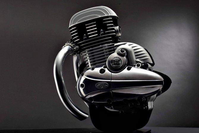11588 - Легендарный мотоцикл Jawa (Ява) возвращается на рынок мототехники