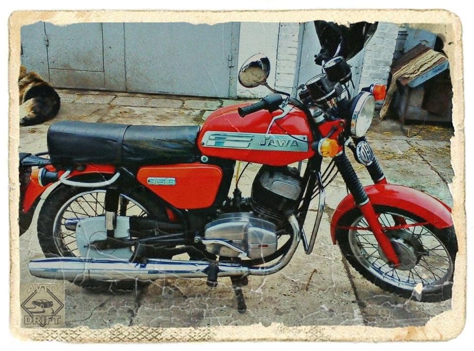 1313435345 - Легендарный мотоцикл Jawa (Ява) возвращается на рынок мототехники