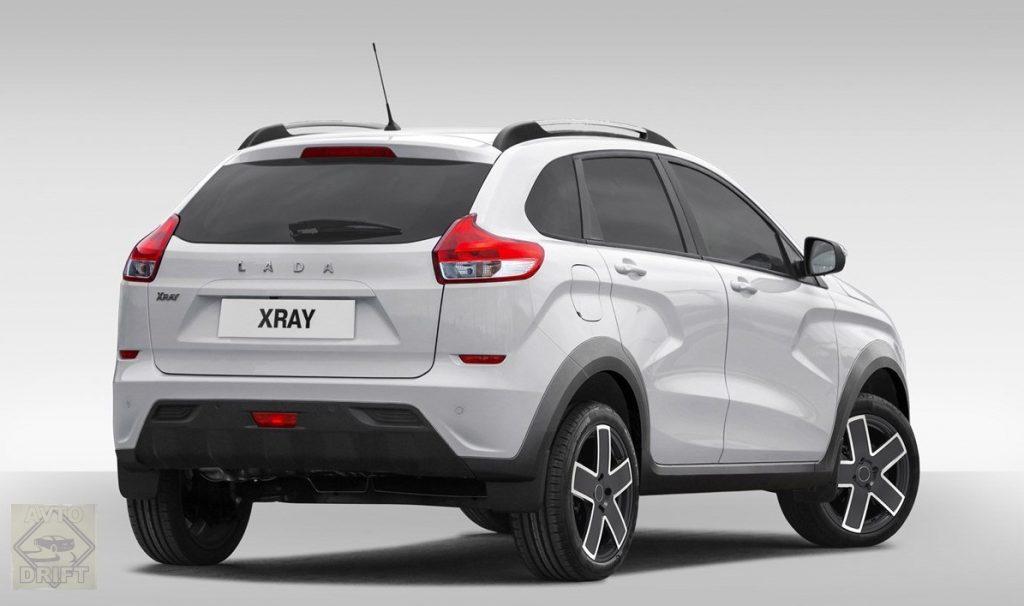 1455093040 f2 1024x606 - «АвтоВАЗ» объявил стоимость внедорожного Lada XRAY Cross