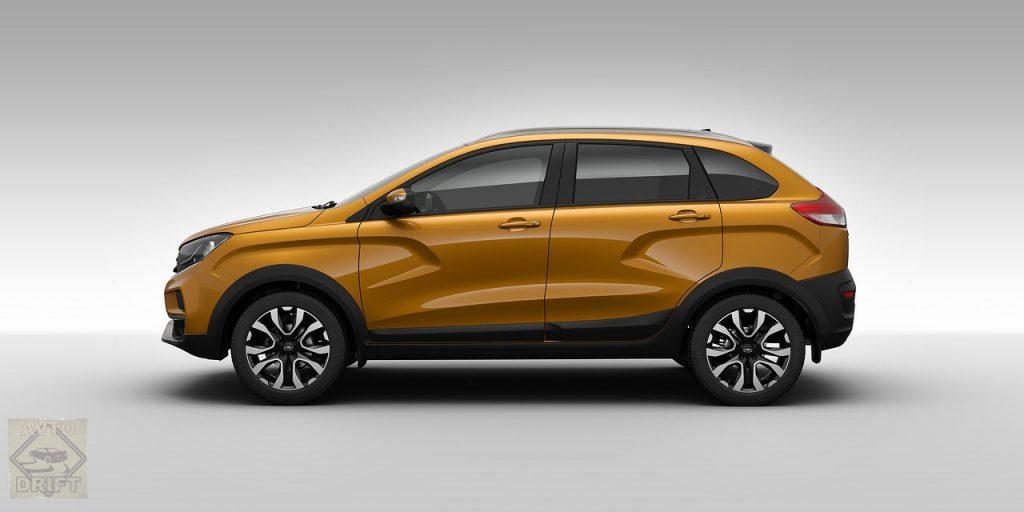 3 1024x512 - «АвтоВАЗ» объявил стоимость внедорожного Lada XRAY Cross