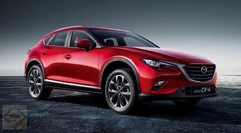 32424223 - Новый элегантный кроссовер-купе Mazda CX-4 пополняет ассортимент автодилеров Китая