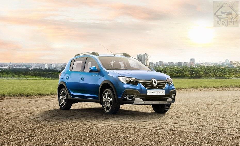 3534342312 - В России 20 октября стартовали продажи нового Renault Sandero Stepway