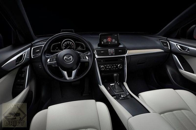 45454532 - Новый элегантный кроссовер-купе Mazda CX-4 пополняет ассортимент автодилеров Китая