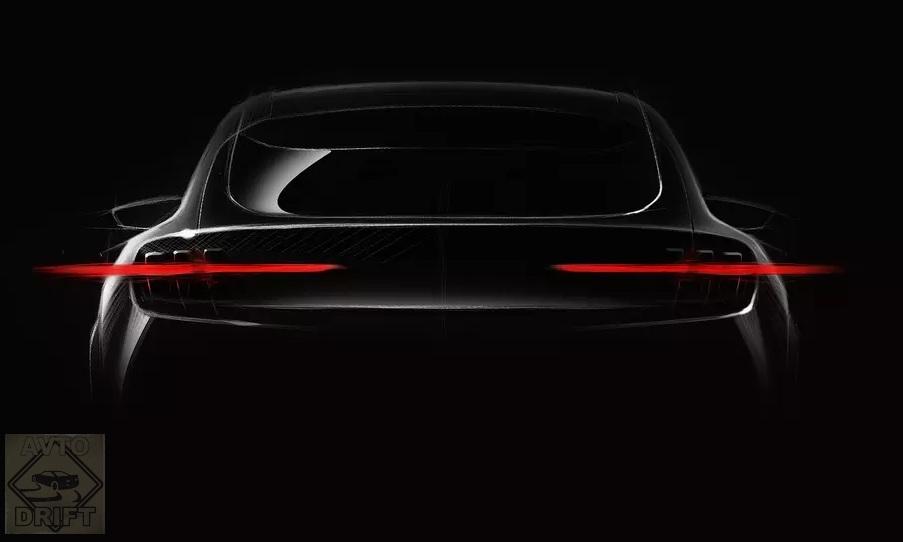 55343 - Будущее культового автомобиля Ford Mustang в минутном рекламном ролике