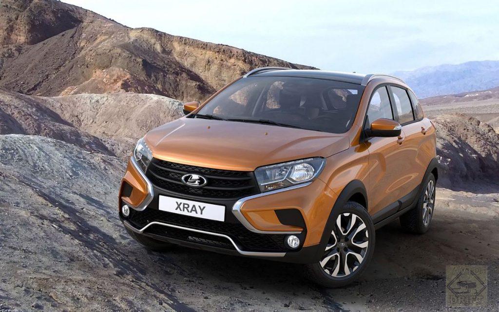 553443 1024x640 - «АвтоВАЗ» объявил стоимость внедорожного Lada XRAY Cross