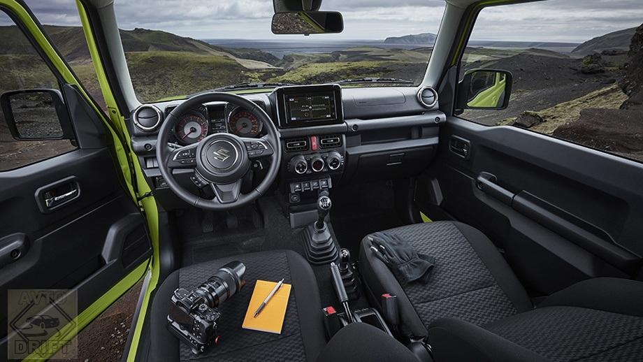 5757656 - Suzuki везёт в Россию обновлённые кроссоверы Vitara и Jimny