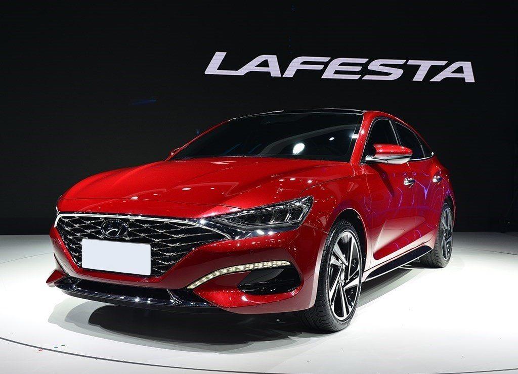 Hyundai Lafesta 2018 2019 3 min 1024x740 - Стартовало производство стильного седана Hyundai Lafesta