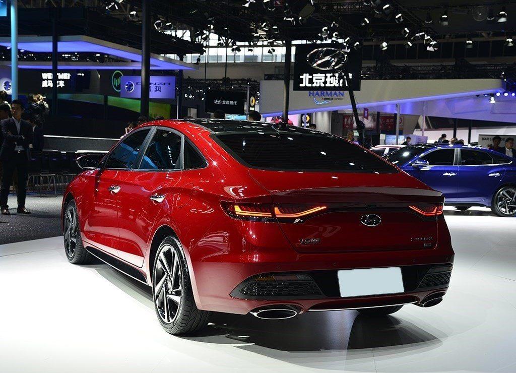 Hyundai Lafesta vid szadi 1024x740 - Стартовало производство стильного седана Hyundai Lafesta