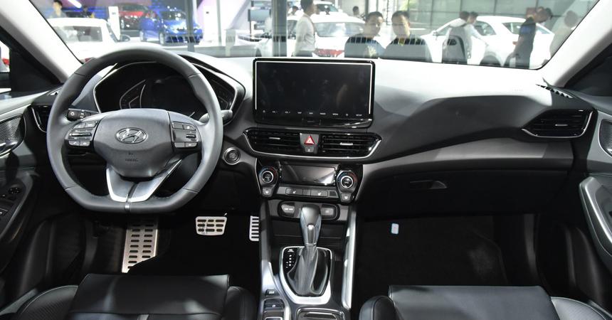 hyundai lafesta4 - Стартовало производство стильного седана Hyundai Lafesta