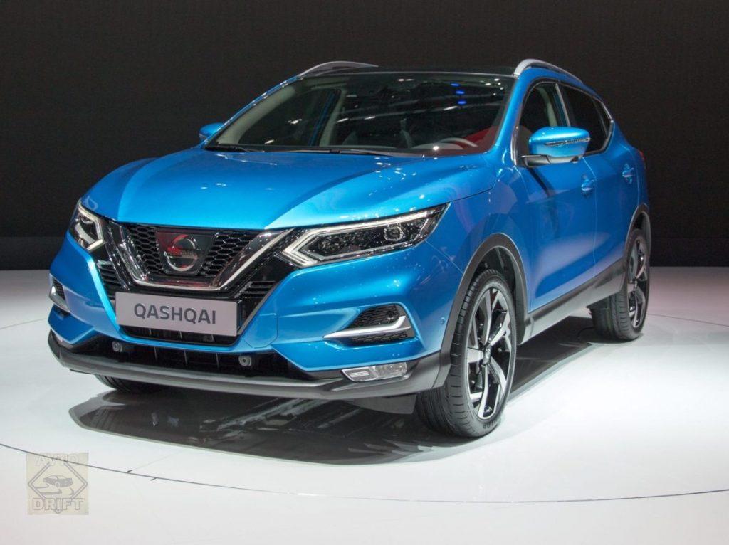 34546578 1024x766 - Обновлённый Nissan Qashqai доберётся до России лишь весной