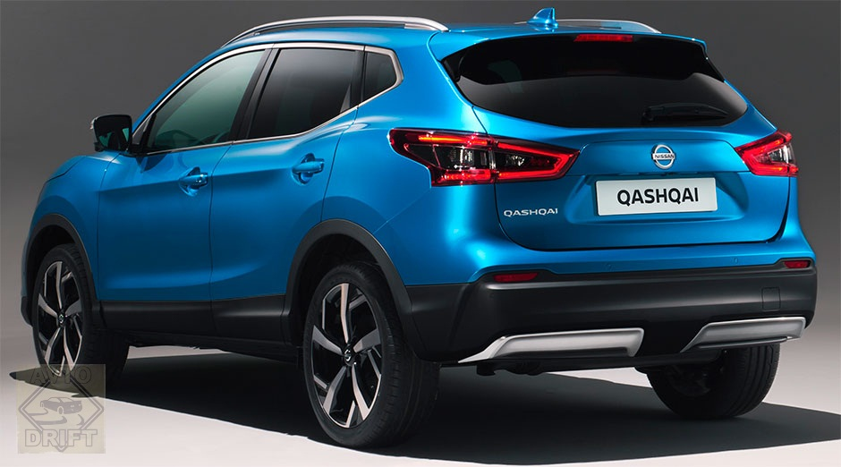 news288 002 - Обновлённый Nissan Qashqai доберётся до России лишь весной