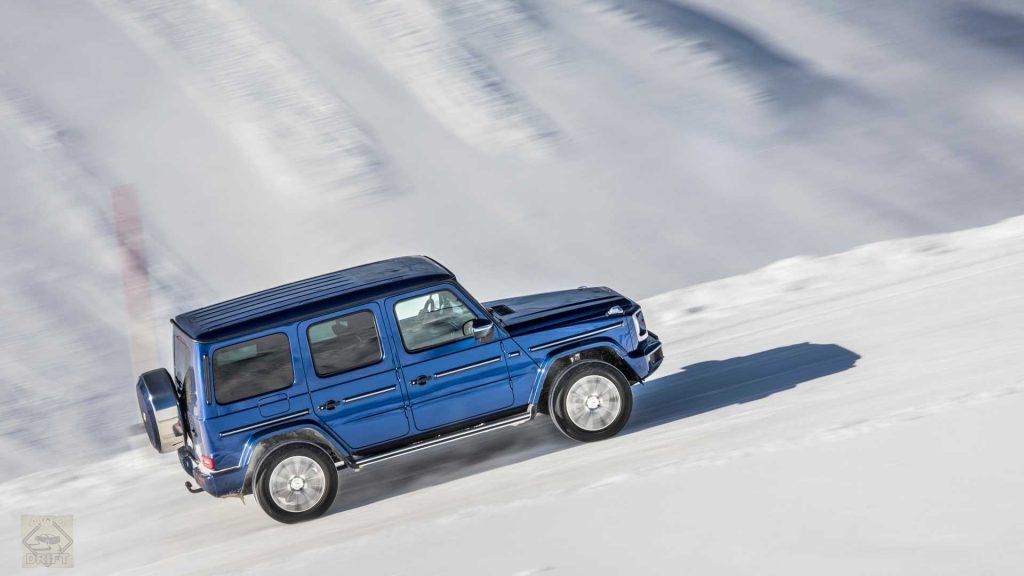 2019 mercedes benz g 350 d 1 1024x576 - Mercedes-Benz представил дизельную версию «Гелика»