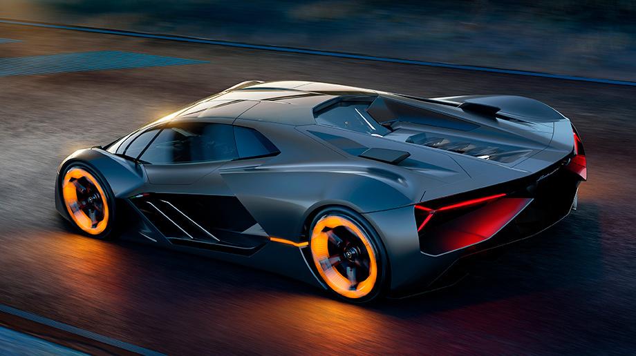 5a01761fec05c4ac42000048 - Новый гиперкар Lamborghini будет поглощать свет днём и светиться ночью