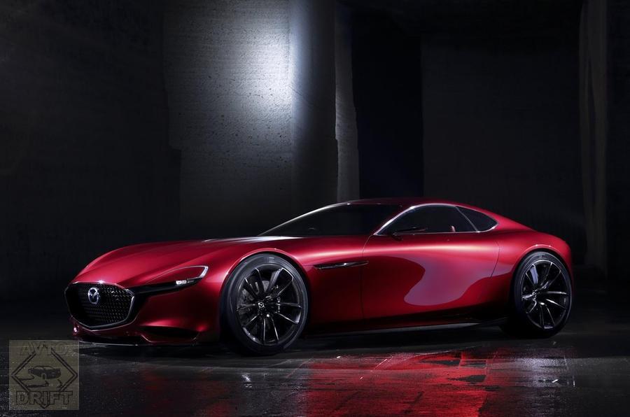 mazda rx vision concept 2015 1280 01 - Mazda определилась со сроками выпуска своего первого электромобиля