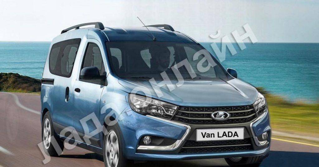 og og 1543660852215557329 1024x536 - Ожидаем появление новой модели «АвтоВАЗа» под названием «Lada Van»