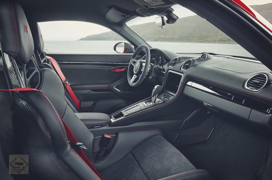 porsche t 1826m - Porsche 718 Boxster и Cayman получили новый двигатель и шасси