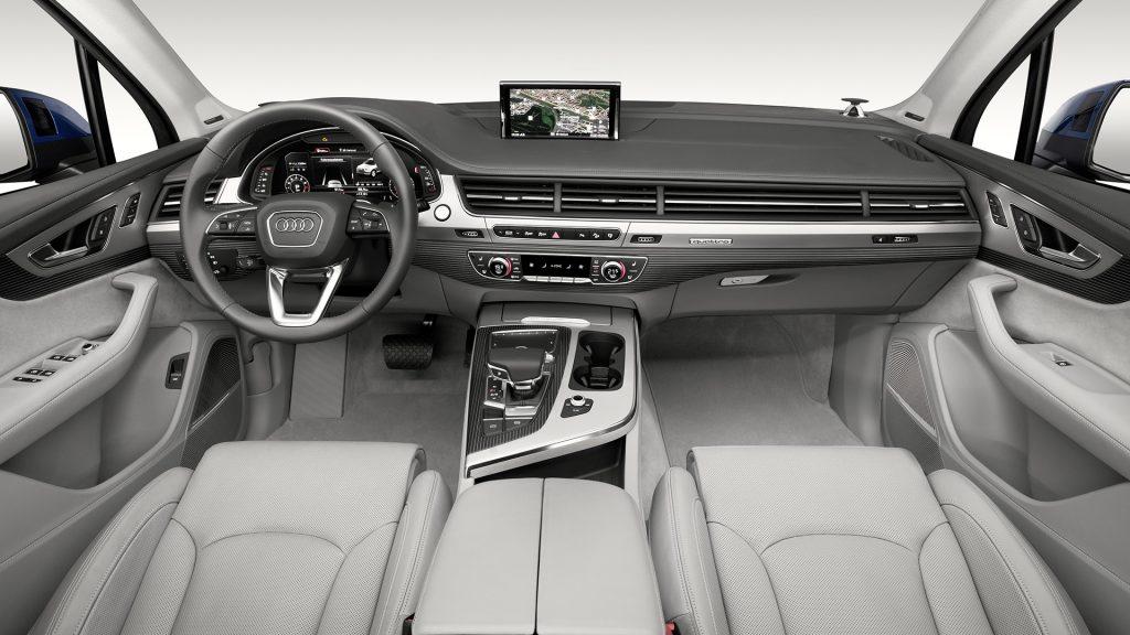 q7 14 1024x576 - Кроссовер Audi Q7 будут собирать в Калининграде