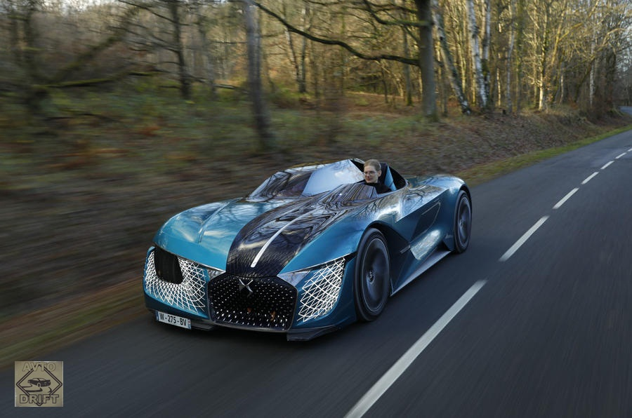 123130568 - Автомобиль будущего: Появились первые фотографии асимметричного автомобиля