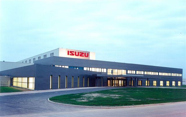 isuzu - Ещё один автомобильный завод от мирового бренда появится в России