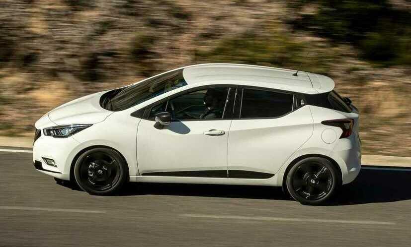 031ef6c8632be0bff3c19a5039 - Nissan представил свой «заряженный» хэтчбек