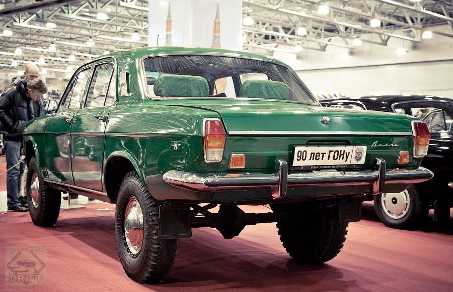 4565677833 - Немного истории: Неизвестная полноприводная версия ГАЗ-24 «Волга»