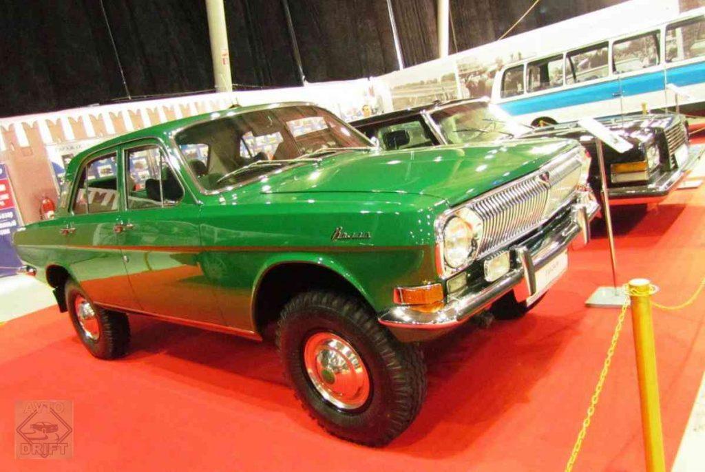 5454567112 1024x686 - Немного истории: Неизвестная полноприводная версия ГАЗ-24 «Волга»