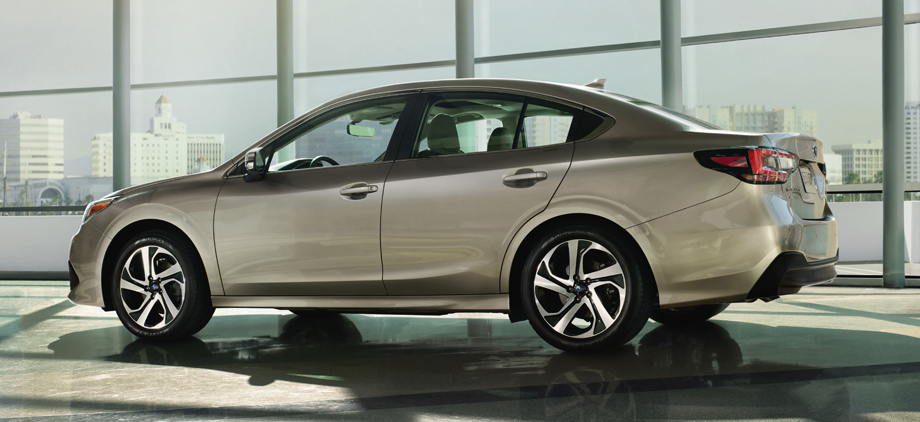 5c5c54d3ec05c4062a000012 - В Чикаго представили совершенно новый Subaru Legacy