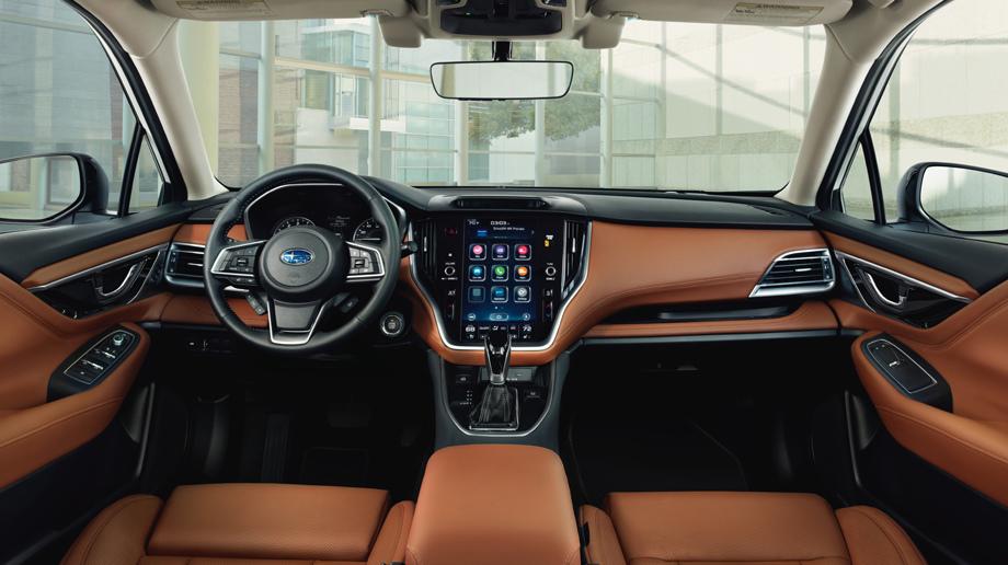 5c5c596cec05c40055000015 - В Чикаго представили совершенно новый Subaru Legacy