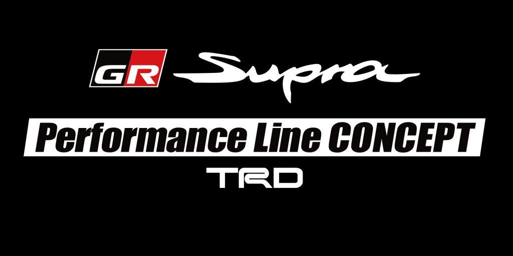 7843208a toyota supra trd gr performance line 3 1024x512 - В Японии представлен новый концепт Toyota GR Supra Performance Line Concept TRD