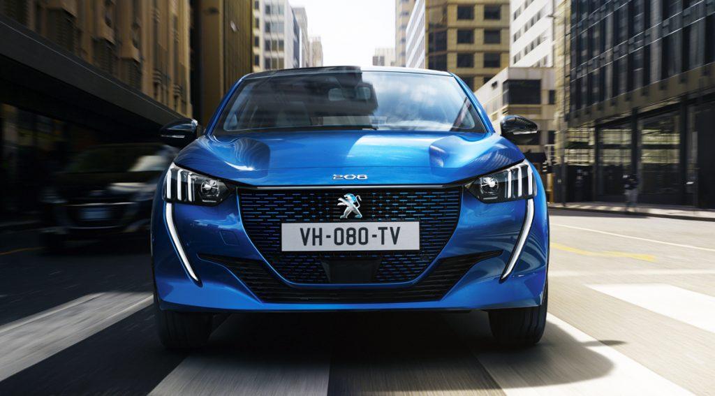 peugeot e208 3 1024x567 - Есть чем удивить: Представлен новый Peugeot 208
