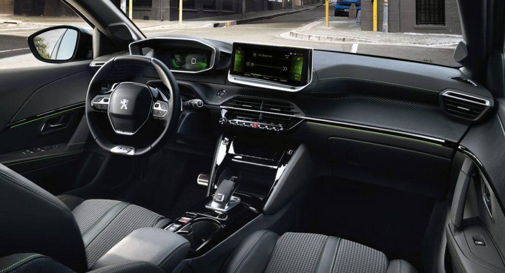 peugeot e208 5 1024x555 - Есть чем удивить: Представлен новый Peugeot 208