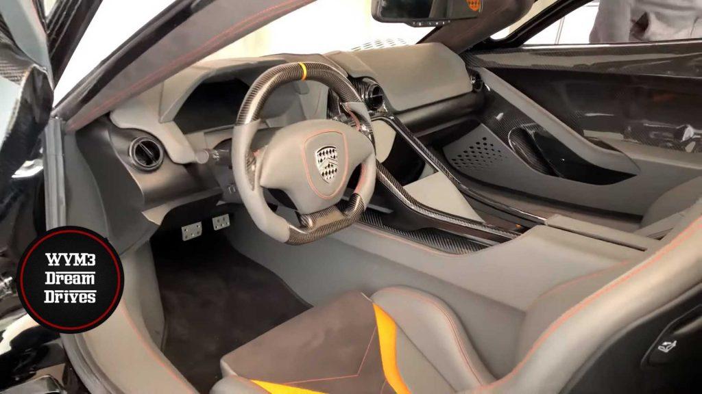 ssc tuatara screenshot from walkaround video 2 1024x576 - «SSC North America» представила самый быстрый «земной» автомобиль