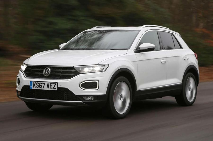 volkswagen t roc 1 0 - Volkswagen подтвердил свои планы по выпуску «народного электромобиля»