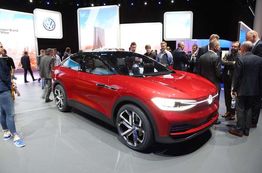 vw crozz - Volkswagen подтвердил свои планы по выпуску «народного электромобиля»