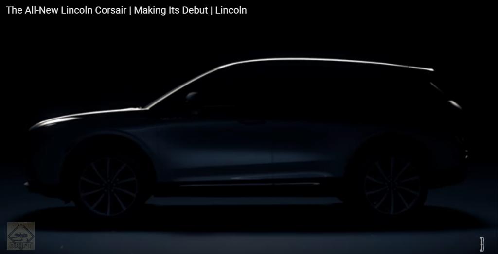 1 343454 1024x523 - Lincoln объявил дату премьеры нового кроссовера Corsair