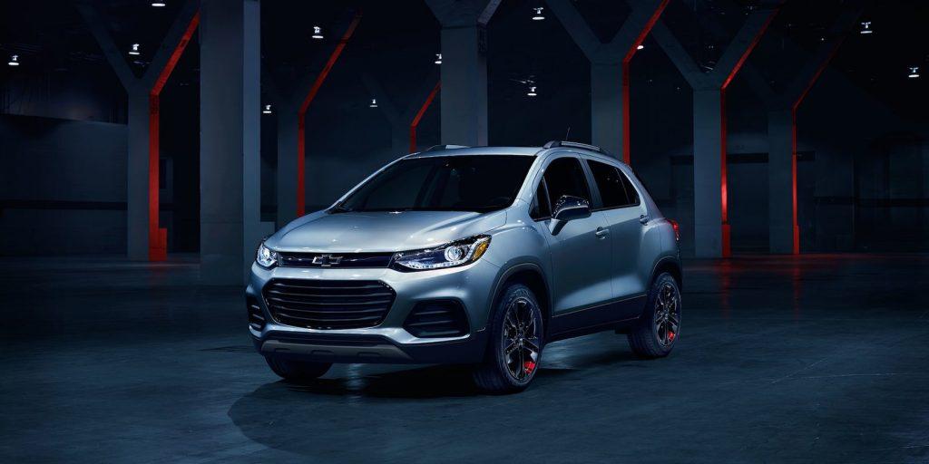 2018 trax gal ext 09 1024x512 - Chevrolet Tracker нового поколения: Дата дебюта и стоимость