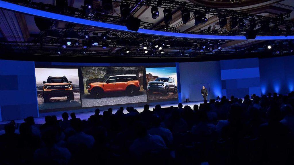 2020 ford bronco leaked images 1024x576 - Ford запатентовал технологию съёмных дверей для своего нового кросса