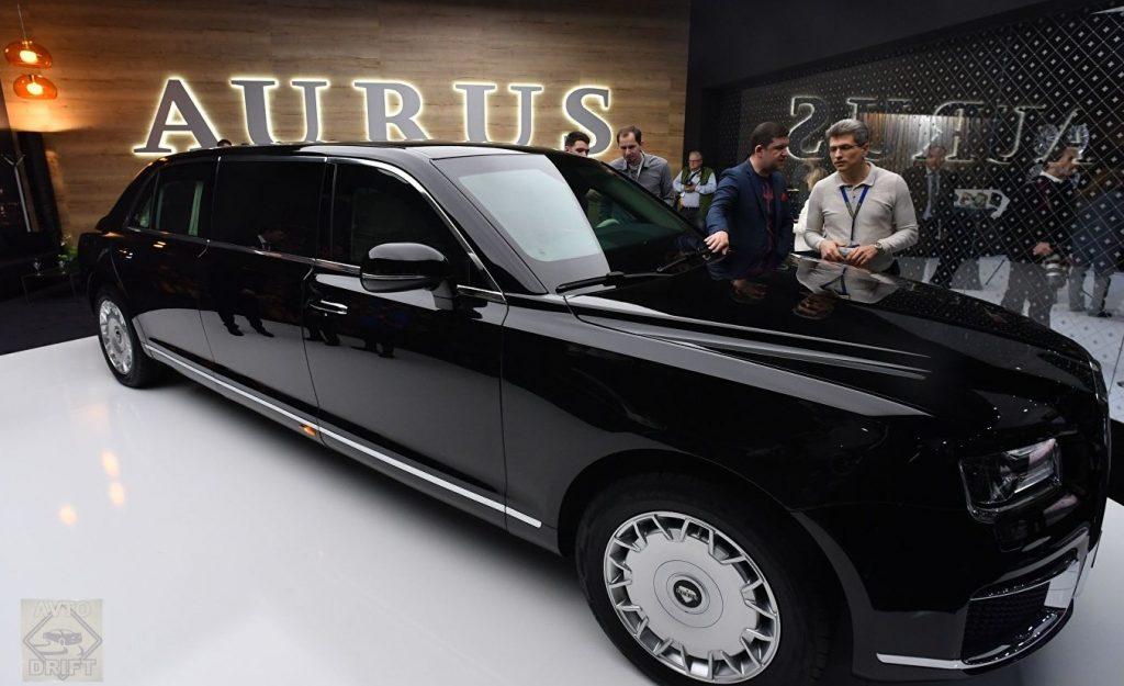 576332n674 1024x625 - Андрэ Хефти об российском Aurus Senat Limousine: - Он такой большой, как «настоящий танк»!