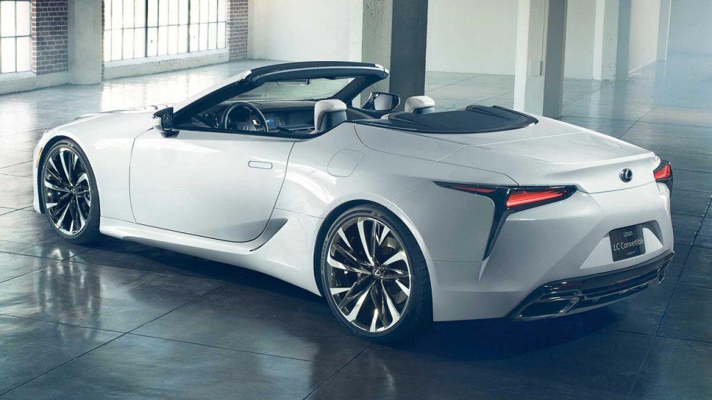 Lexus LC Convertible Concept 2019 4.jpg.3cda23bfba1131df0545bc73afbf4a01 1024x576 - Представлен гламурный концепт Lexus LC Convertible