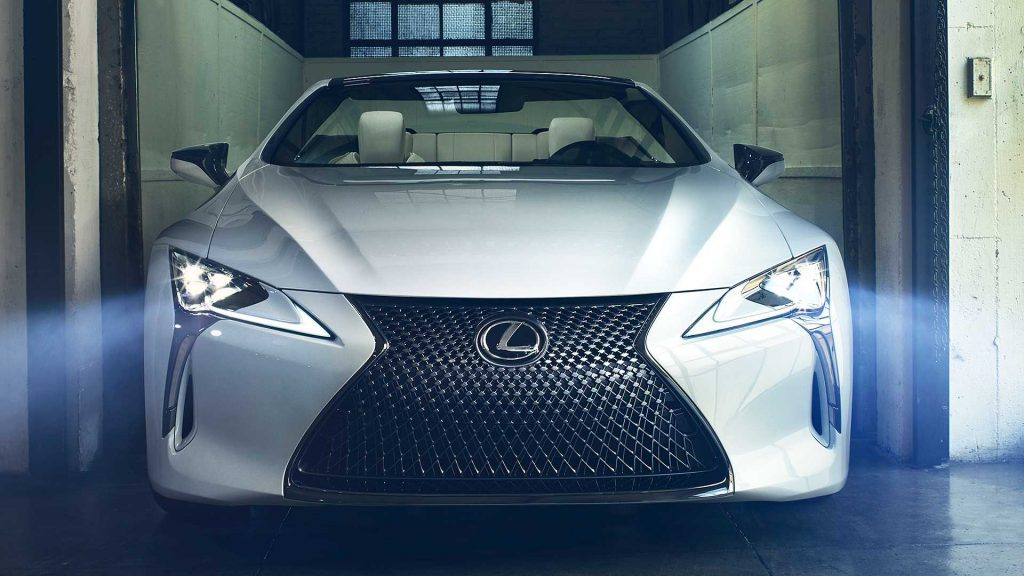 lexus lc convertible concept 7 1024x576 1024x576 - Представлен гламурный концепт Lexus LC Convertible
