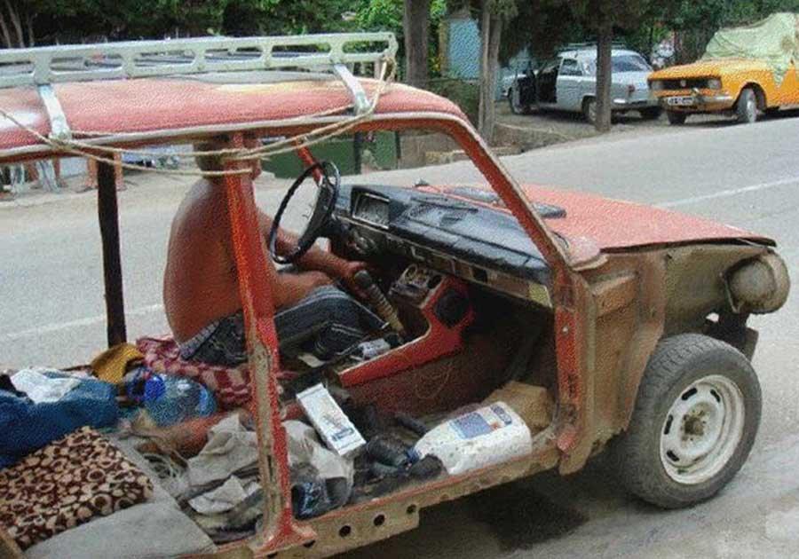1318319832 0505 - Правительство России утвердило новые правила тюнинга автомобиля