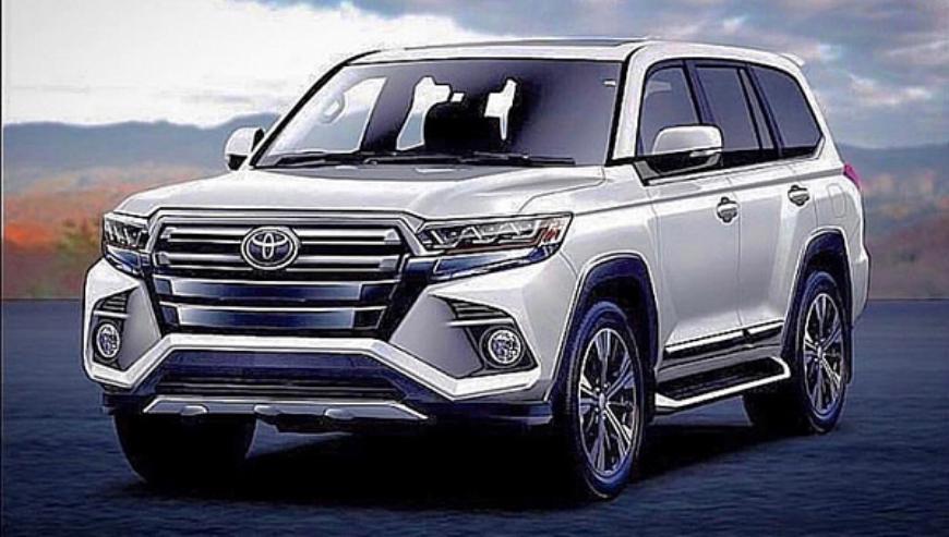 4634edcd7607e7bc385b31d30119536b - Стала известна дата премьеры вседорожника Toyota Land Cruiser 300 нового поколения